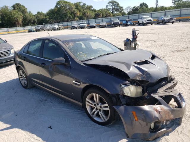 Pontiac G8 salvage cars for sale: 2009 Pontiac G8
