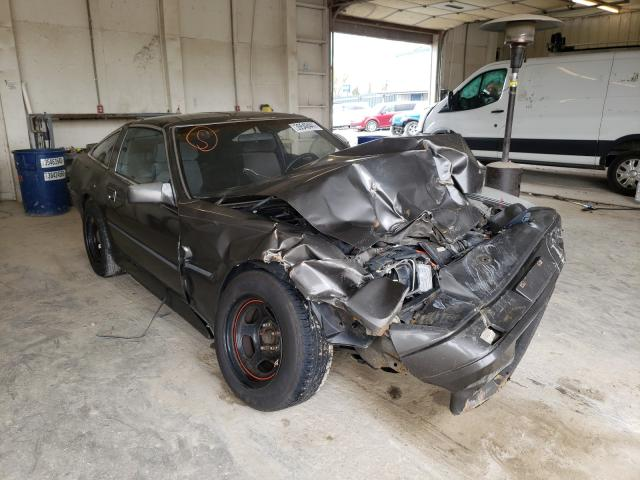 Nissan 300ZX salvage cars for sale: 1986 Nissan 300ZX