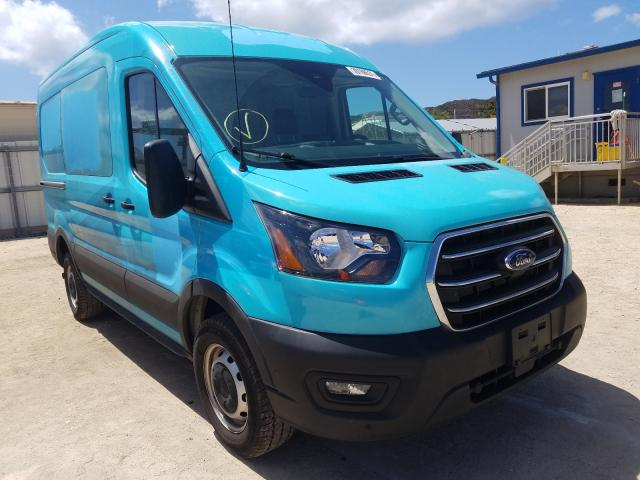 Salvage cars for sale from Copart Kapolei, HI: 2020 Ford Transit T