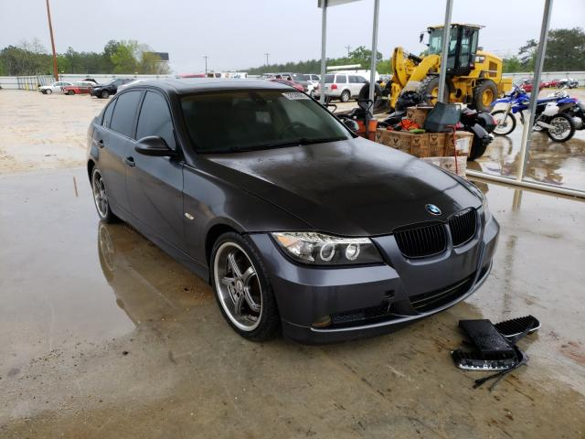 Salvage cars for sale from Copart Newton, AL: 2006 BMW 325 I