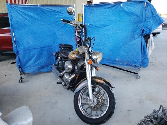 Salvage cars for sale from Copart Homestead, FL: 2001 Honda Shadow