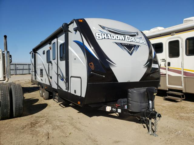 Cruiser Rv Shadow CRU salvage cars for sale: 2019 Cruiser Rv Shadow CRU