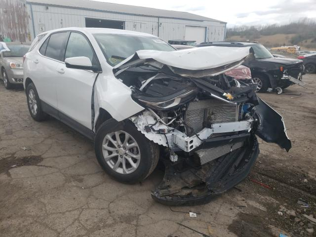 Chevrolet Equinox salvage cars for sale: 2018 Chevrolet Equinox