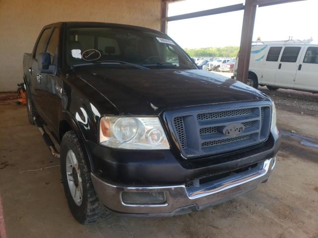 Salvage cars for sale from Copart Tanner, AL: 2004 Ford F150 Super