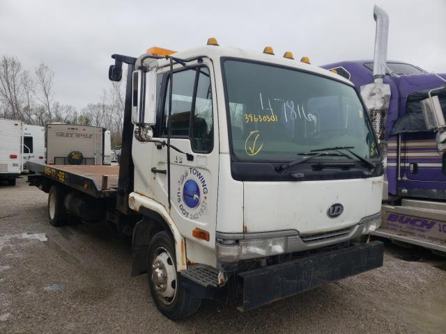 Salvage cars for sale from Copart Des Moines, IA: 2000 Nissan Diesel UD2000