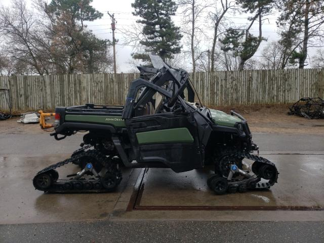 John Deere Gator salvage cars for sale: 2021 John Deere Gator