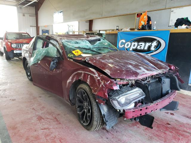 Salvage cars for sale from Copart Angola, NY: 2019 Chrysler 300 S