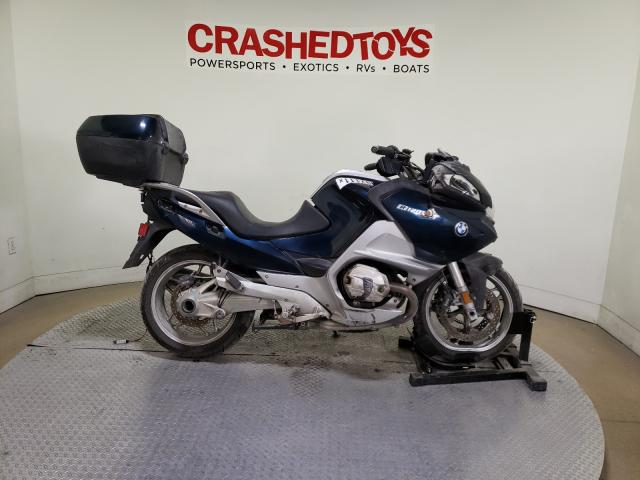 BMW salvage cars for sale: 2012 BMW R1200 RT