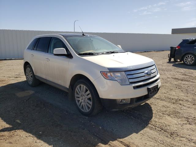 Salvage 2008 FORD EDGE - Small image. Lot 39360591