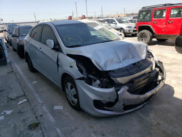 Hyundai Accent salvage cars for sale: 2016 Hyundai Accent