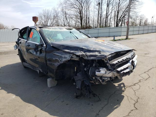 Salvage cars for sale from Copart Marlboro, NY: 2018 Mercedes-Benz C 300 4matic
