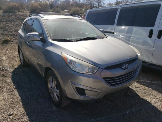 Salvage cars for sale from Copart Reno, NV: 2012 Hyundai Tucson GLS