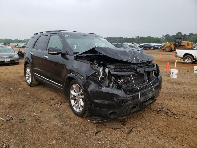 Salvage cars for sale from Copart Longview, TX: 2011 Ford Explorer L