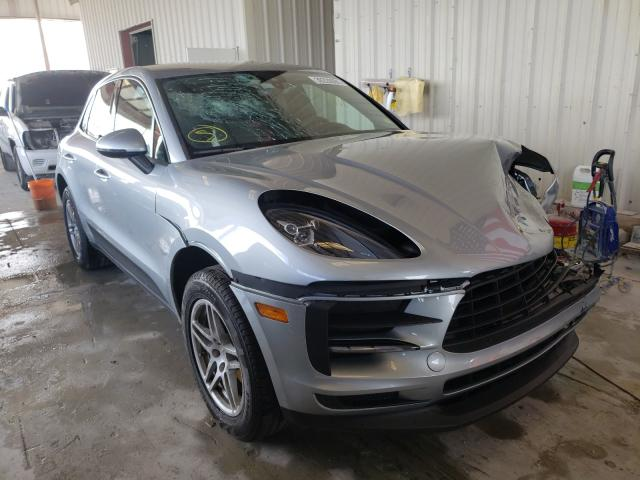 Salvage cars for sale from Copart Homestead, FL: 2020 Porsche Macan