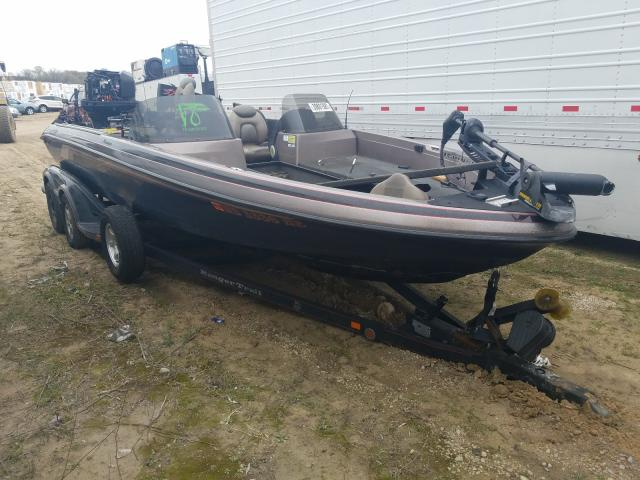 Salvage boats for sale at Madison, WI auction: 2007 Land Rover Boat