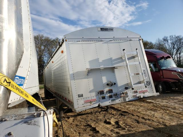 Wilson salvage cars for sale: 2013 Wilson Grain Trailer