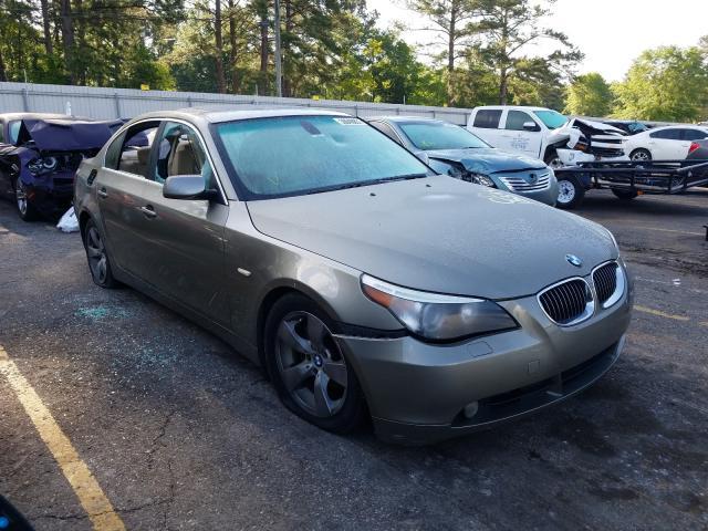 2007 BMW 530 I en venta en Eight Mile, AL