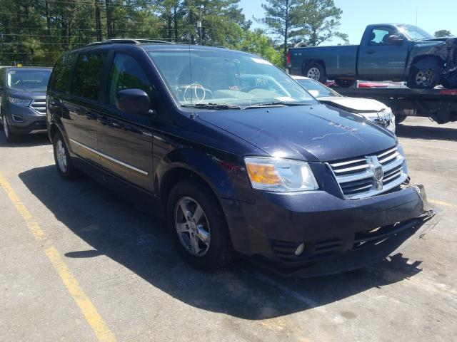 Salvage cars for sale from Copart Eight Mile, AL: 2010 Dodge Grand Caravan