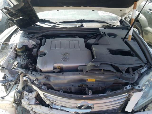 2012 LEXUS ES 350 JTHBK1EG4C2475317