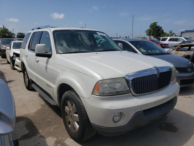 Lincoln salvage cars for sale: 2003 Lincoln Aviator