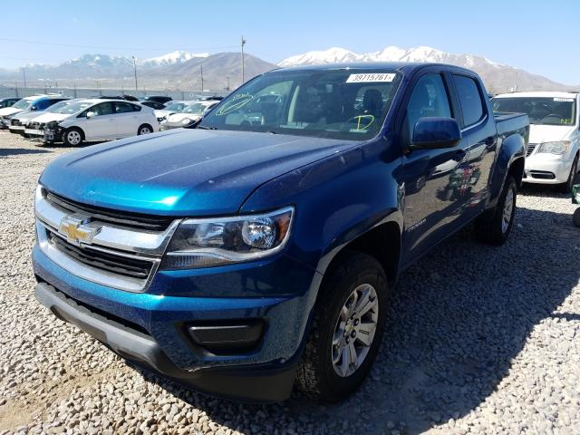 2019 CHEVROLET COLORADO L 1GCGTCEN8K1295924