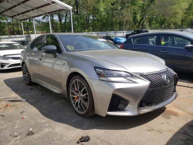 Lexus GS-F salvage cars for sale: 2016 Lexus GS-F