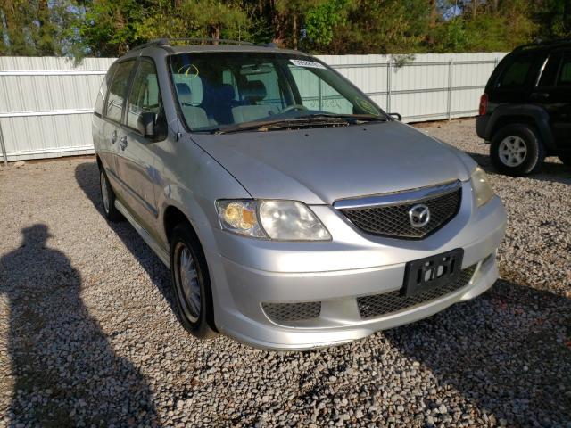Mazda MPV salvage cars for sale: 2002 Mazda MPV