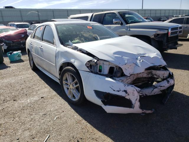 Salvage cars for sale from Copart Albuquerque, NM: 2016 Chevrolet Impala LIM
