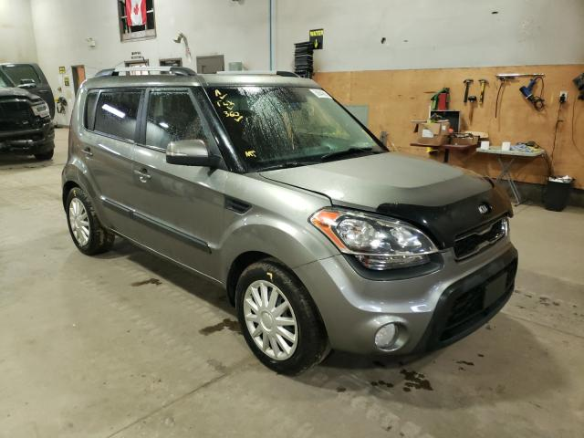 Salvage cars for sale from Copart Atlantic Canada Auction, NB: 2013 KIA Soul +