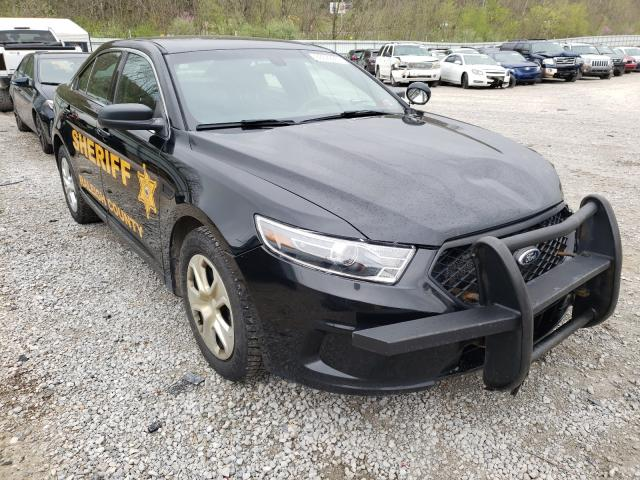 Salvage cars for sale from Copart Hurricane, WV: 2015 Ford Taurus POL