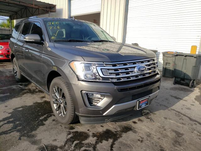 Ford Expedition salvage cars for sale: 2020 Ford Expedition