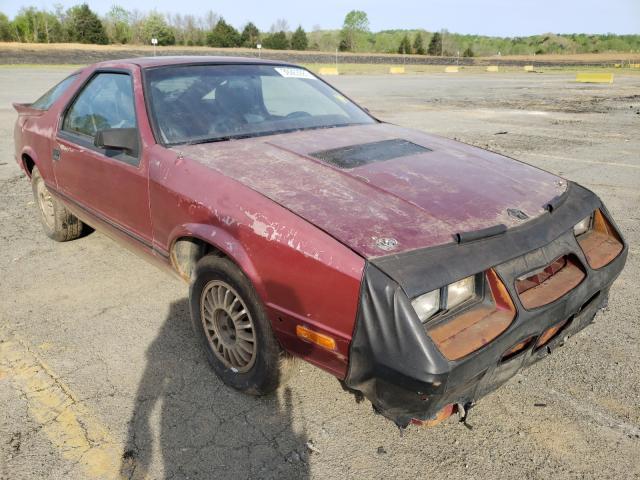 Dodge salvage cars for sale: 1986 Dodge Daytona
