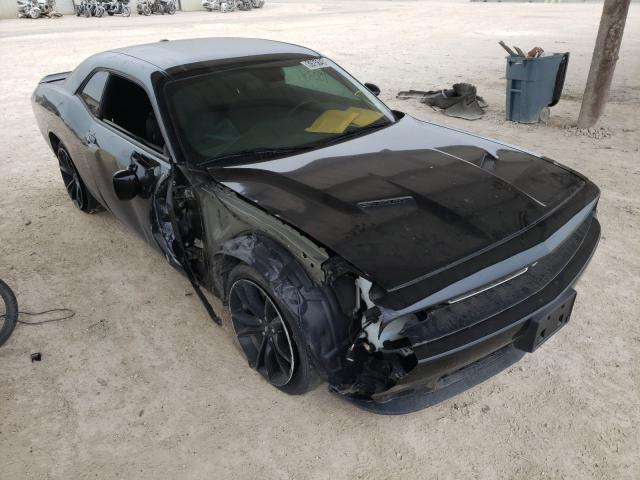 Salvage cars for sale from Copart Temple, TX: 2018 Dodge Challenger