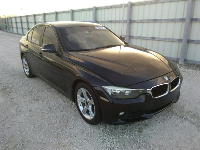 Salvage cars for sale from Copart Homestead, FL: 2015 BMW 320 I