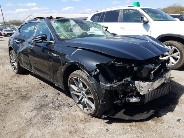 Genesis G70 Prestige salvage cars for sale: 2019 Genesis G70 Prestige