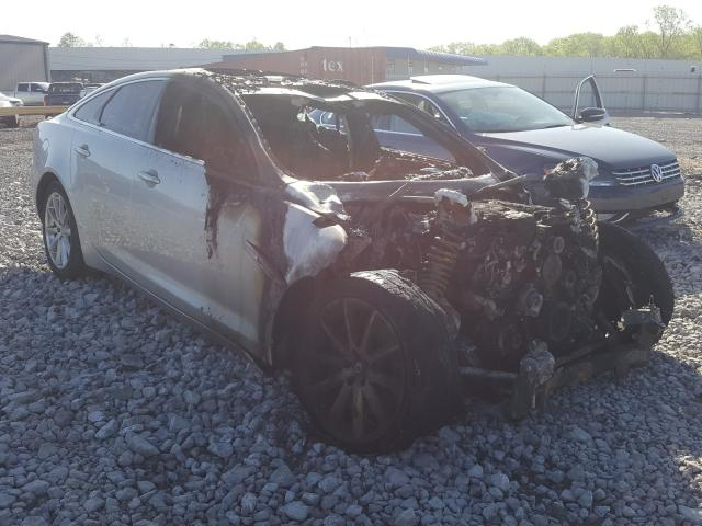 Salvage cars for sale from Copart Hueytown, AL: 2013 Jaguar XJ