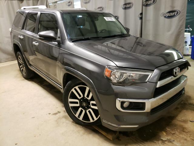 Salvage cars for sale from Copart Tifton, GA: 2015 Toyota 4runner SR