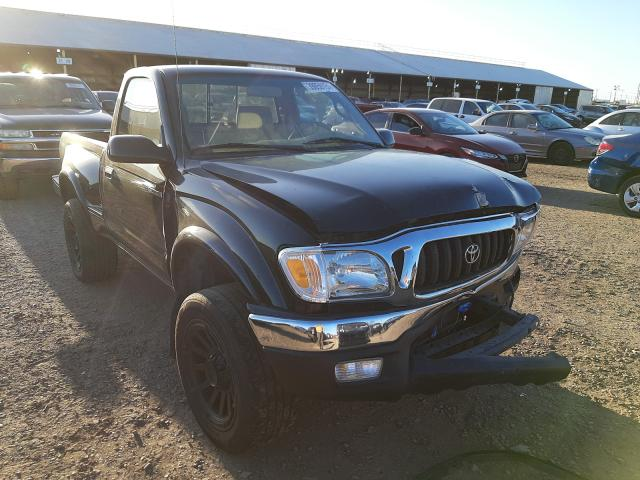 Salvage cars for sale from Copart Phoenix, AZ: 2003 Toyota Tacoma Prerunner