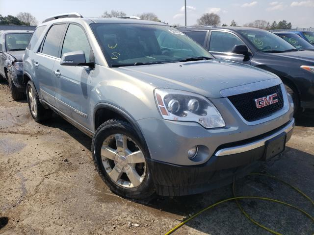 Salvage cars for sale from Copart Cudahy, WI: 2008 GMC Acadia SLT