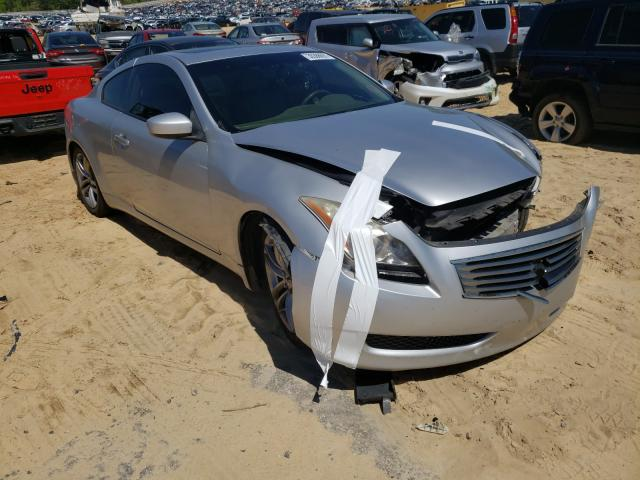 Salvage cars for sale at Gaston, SC auction: 2008 Infiniti G37 Base