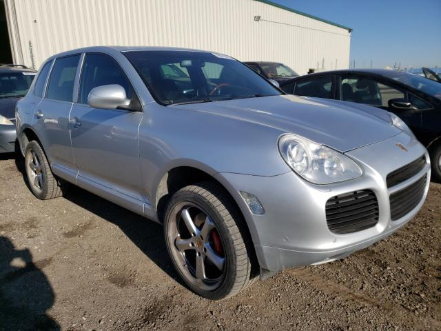 Porsche salvage cars for sale: 2006 Porsche Cayenne TU