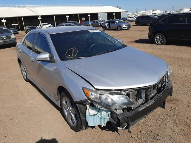 Salvage 2014 TOYOTA CAMRY - Small image. Lot 39886961