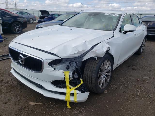 2018 VOLVO S90 T6 MOM LVY992MK1JP021574