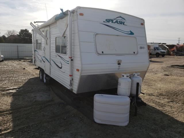 Trailers Vehiculos salvage en venta: 2004 Trailers Trailer
