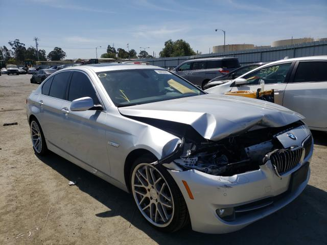 Vehiculos salvage en venta de Copart Martinez, CA: 2013 BMW 535 I