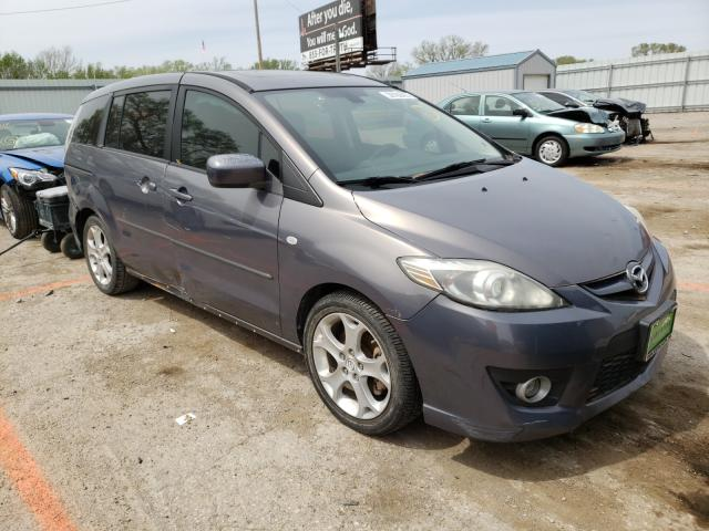 Salvage cars for sale from Copart Wichita, KS: 2009 Mazda 5