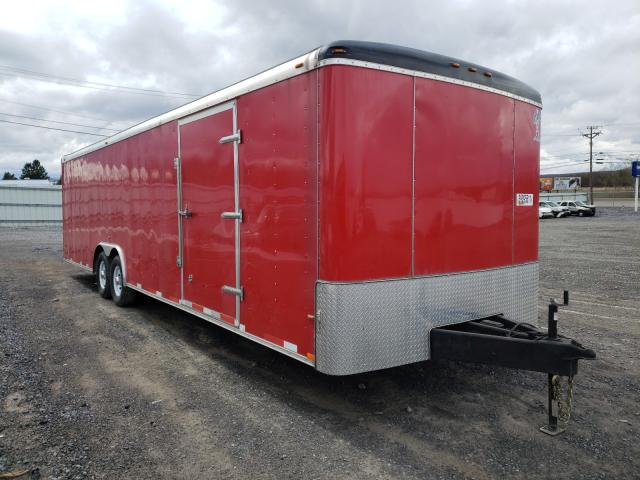 Atla Trailer salvage cars for sale: 2018 Atla Trailer