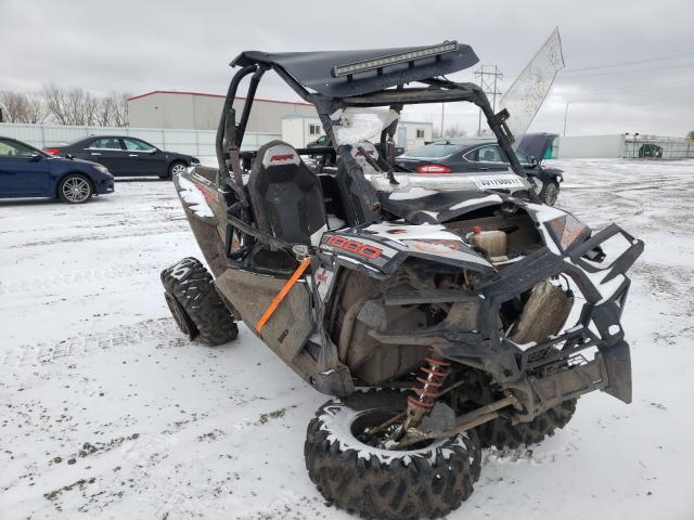 Vehiculos salvage en venta de Copart Bismarck, ND: 2014 Polaris RZR 1000 X