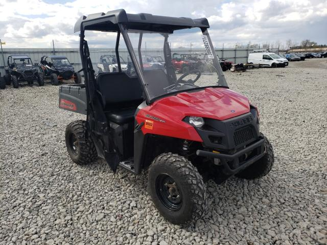 Salvage cars for sale from Copart Appleton, WI: 2014 Polaris Ranger 570