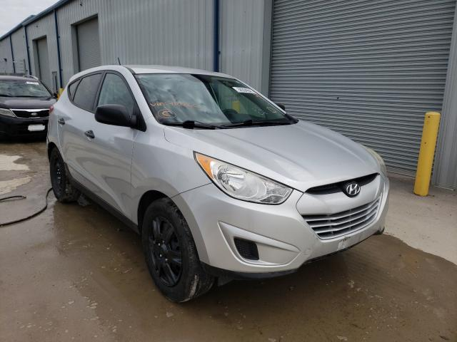 Salvage cars for sale from Copart Kansas City, KS: 2013 Hyundai Tucson GL